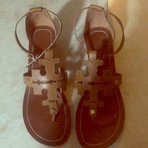 Tory Burch wore once size 8 sandal